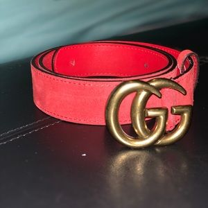 Gucci woman's belt
